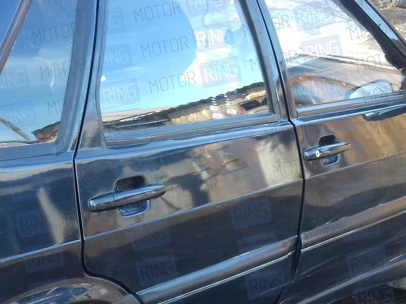 Наружные евро ручки дверей Рысь в цвет кузова на ВАЗ 2109, 21099, 2114, 2115_7