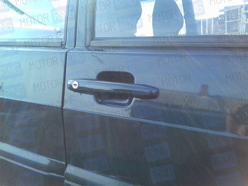Наружные евро ручки дверей Рысь в цвет кузова на ВАЗ 2109, 21099, 2114, 2115_8