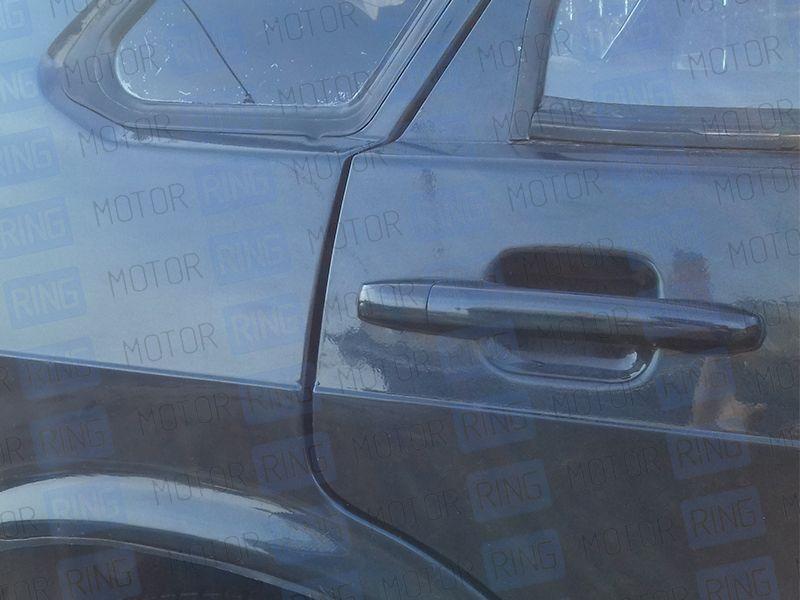 Наружные евро ручки дверей Рысь в цвет кузова на ВАЗ 2109, 21099, 2114, 2115_9