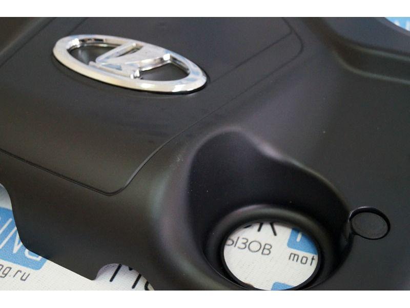 Оригинальная декоративная крышка двигателя на 8кл ВАЗ_4
