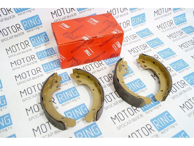 Тормозные колодки задние TRW на ВАЗ 2108-21099, 2113-2115_1