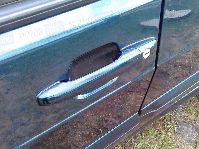 Наружные евро ручки дверей Рысь в цвет кузова на ВАЗ 2109, 21099, 2114, 2115_12