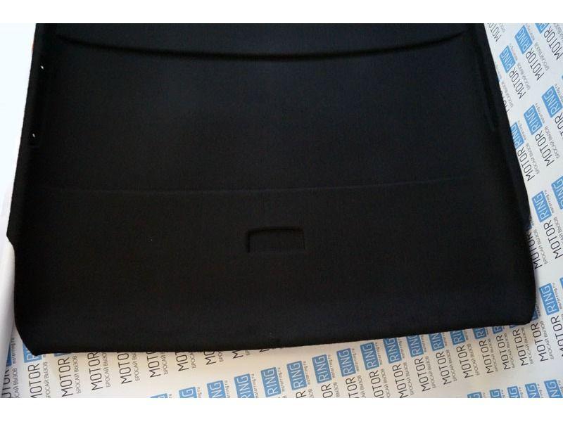 Черный жесткий потолок для 3-дверной Лада Нива 4х4_4