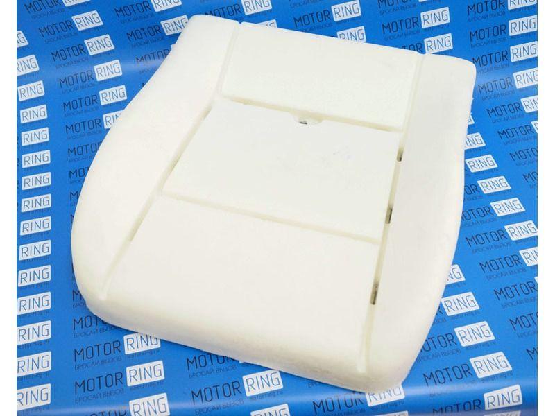 Жесткое пенолитье плотность 300% на нижнюю часть переднего сиденья Лада Приора_2