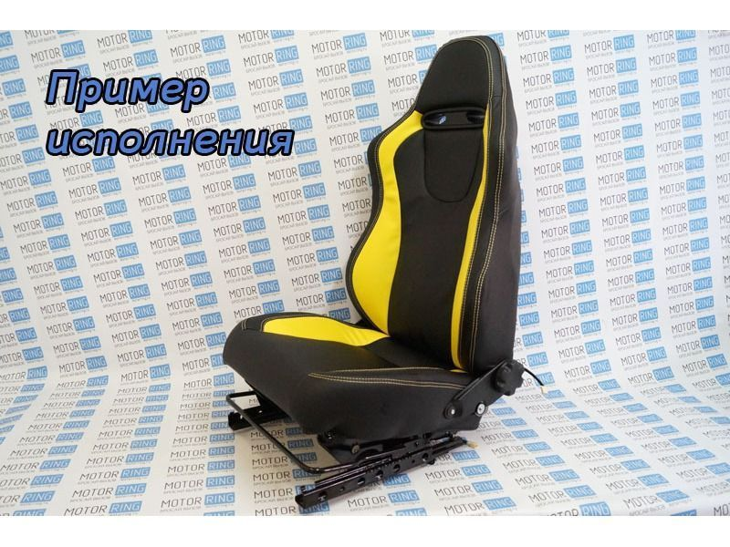 Комплект анатомических сидений VS Омега Классика на ВАЗ 2101-2107_6