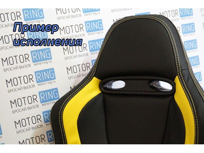 Комплект анатомических сидений VS Омега Классика на ВАЗ 2101-2107_7
