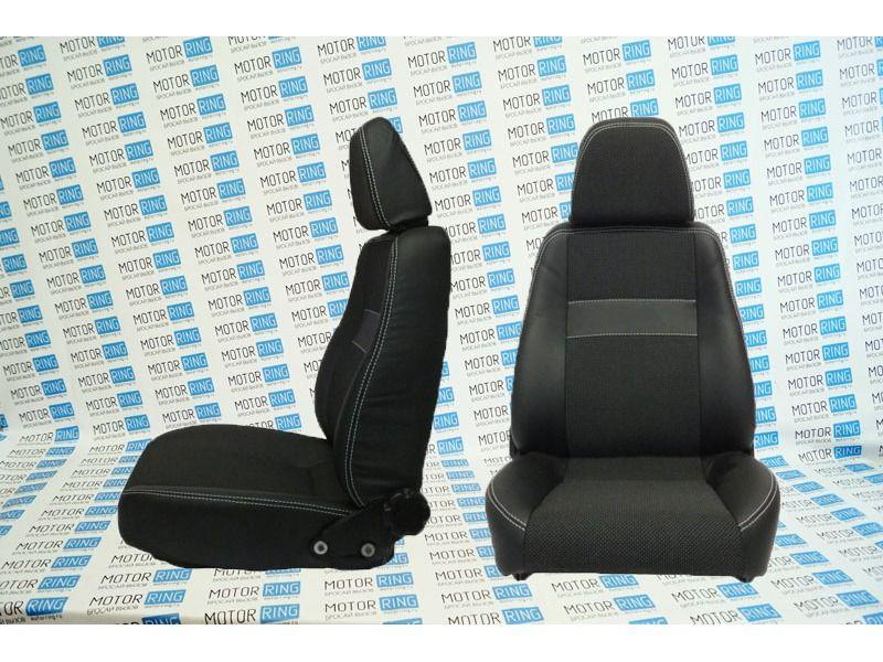 Комплект анатомических сидений VS Комфорт Классика на ВАЗ 2101-2107_1