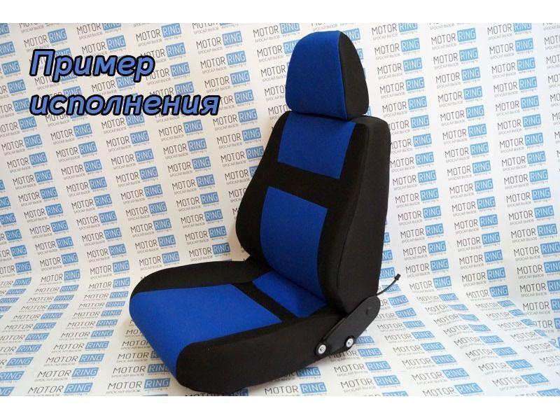 Комплект анатомических сидений VS Комфорт Классика на ВАЗ 2101-2107_5