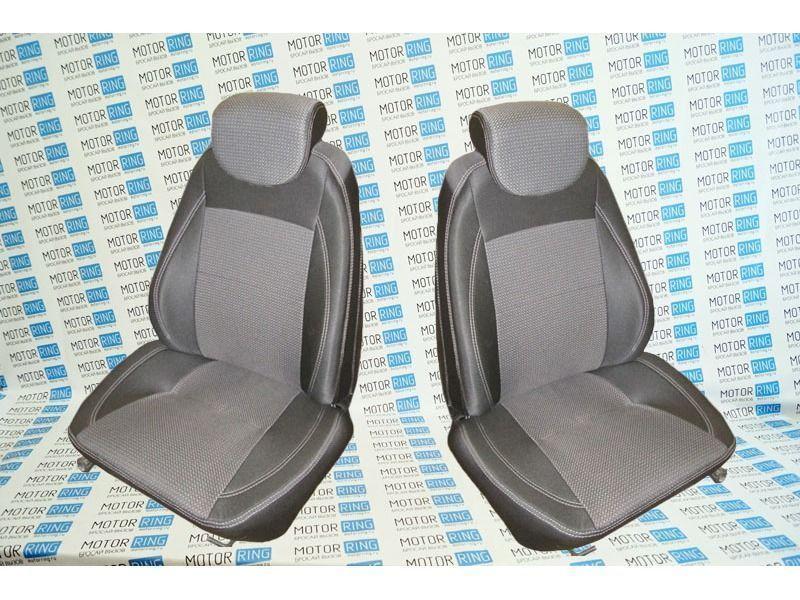 Комплект анатомических сидений VS Вайпер Классика на ВАЗ 2101-2107_1