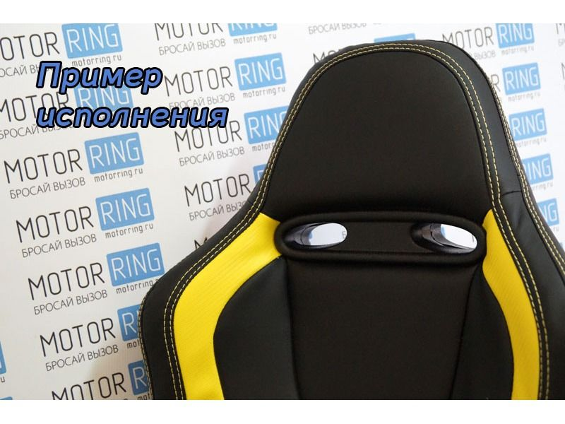 Комплект анатомических сидений VS Омега на Лада Гранта, Калина 2_7