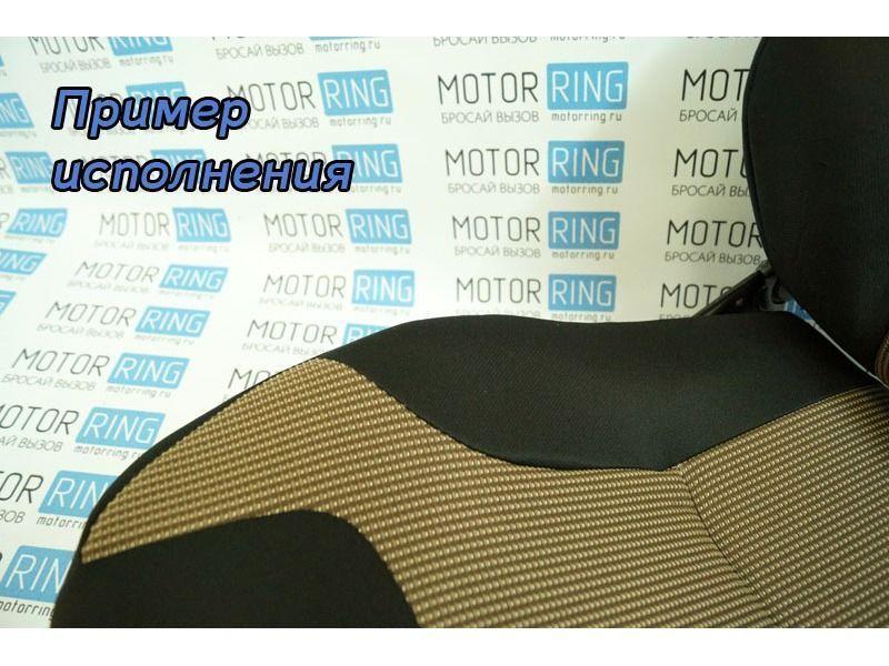 Комплект анатомических сидений VS Фобос на Лада Приора_5