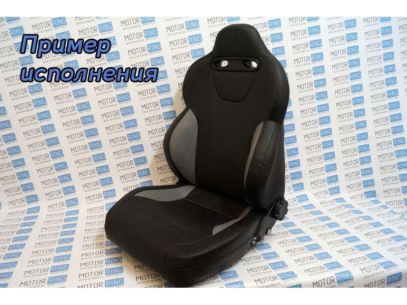 Комплект анатомических сидений VS Кобра на Лада Приора_3