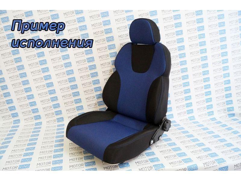Комплект анатомических сидений VS Альфа на Шевроле Нива_4