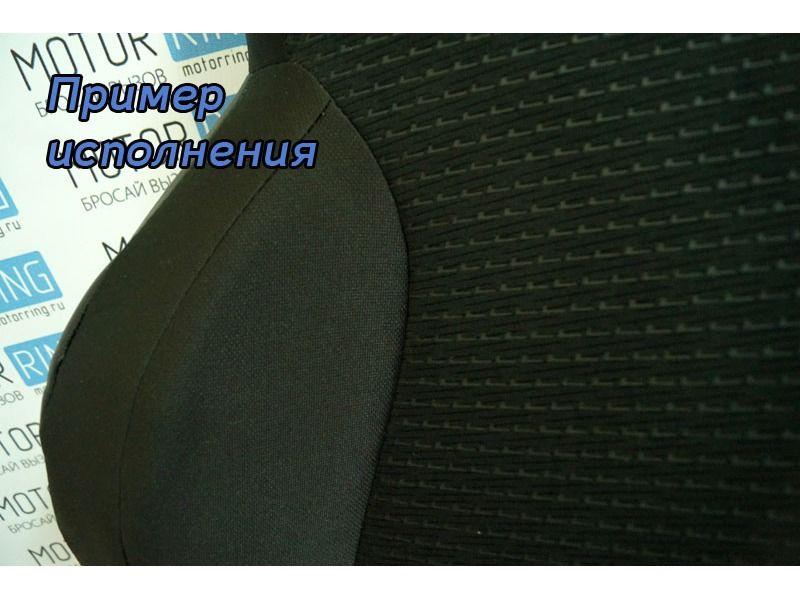 Комплект анатомических сидений VS Кобра на Шевроле Нива_9