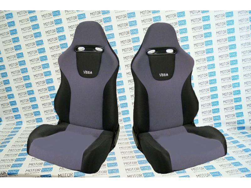 Комплект анатомических сидений VS Вега на Шевроле Нива_1