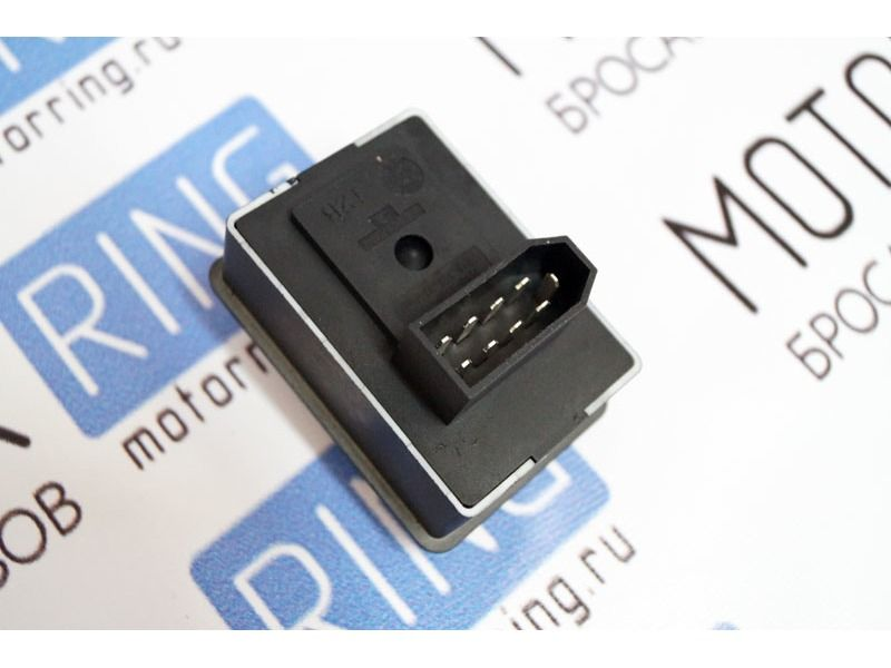 Комплект подключения обогрева и электрорегулировки зеркал на Лада Нива 4х4_6