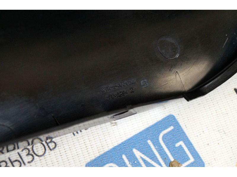 Облицовка задней форточки нового образца на ВАЗ 2111_6