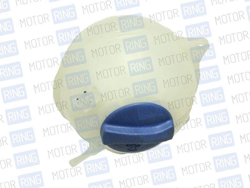 Круглый расширительный бак охлаждающей жидкости на ВАЗ 2101-2107_4