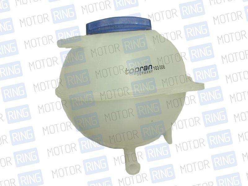 Круглый расширительный бак охлаждающей жидкости на ВАЗ 2101-2107_2