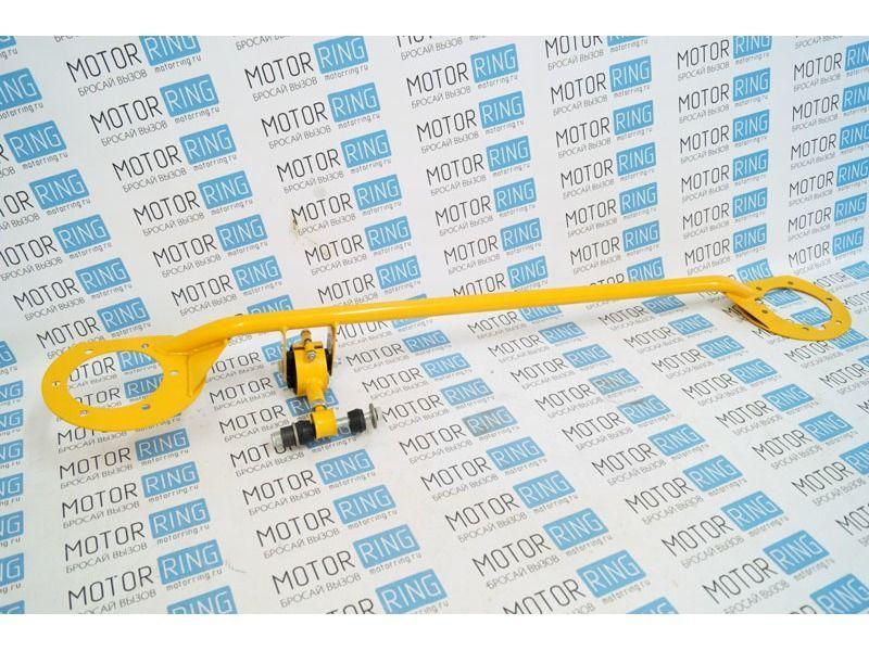 Растяжка передних стоек с доп опорой Ф25 на ВАЗ 2108-21099, 2110-2112 инжектор 16 кл_1