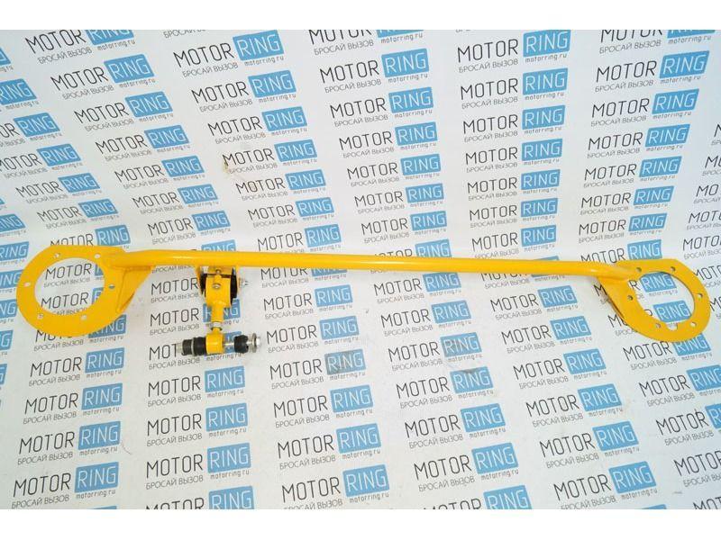 Растяжка передних стоек с доп опорой Ф25 на ВАЗ 2108-21099, 2110-2112 инжектор 16 кл_2