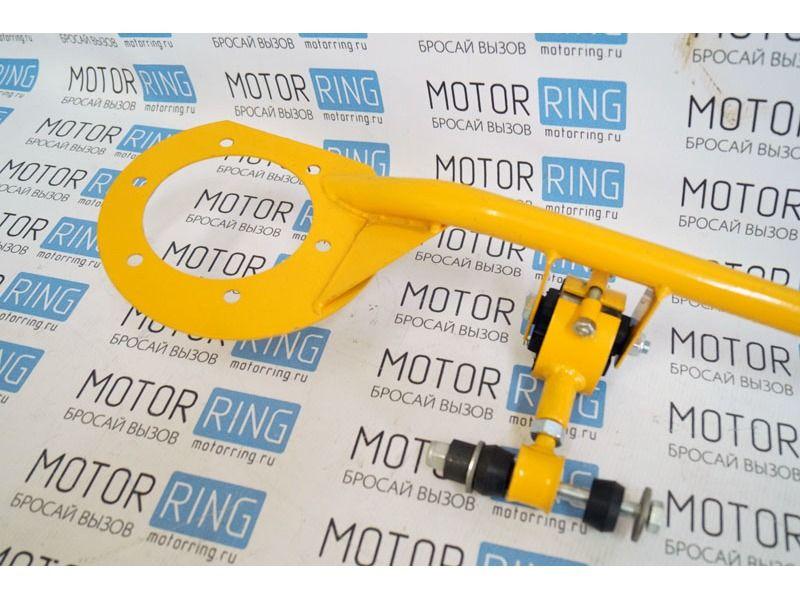 Растяжка передних стоек с доп опорой Ф25 на ВАЗ 2108-21099, 2110-2112 инжектор 16 кл_3