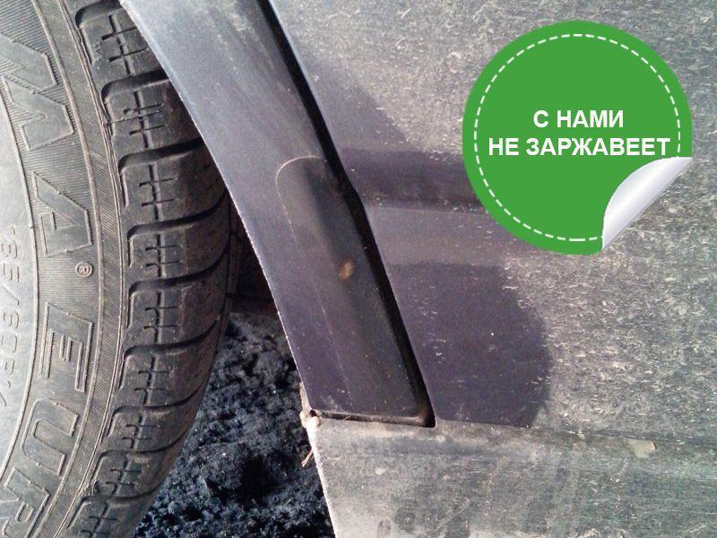 Прозрачные наклейки для защиты кузова от гравия для Лада Приора, Калина, Калина 2, Гранта_1