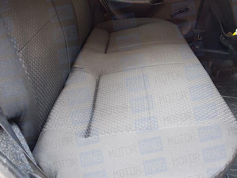 Обивка сидений (не чехлы) черная Ультра на ВАЗ 2108-21099, 2113-2115_15