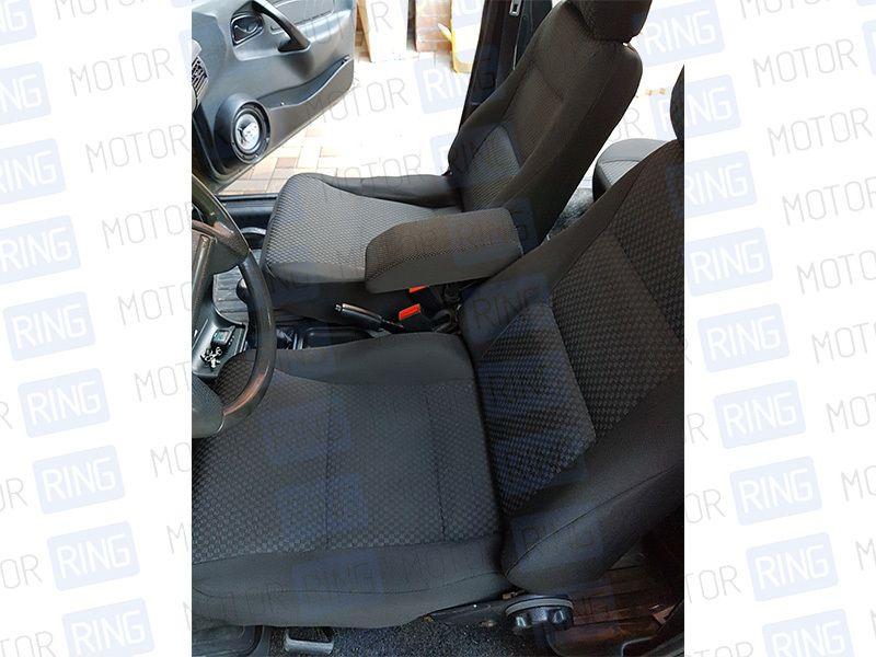 Обивка сидений (не чехлы) черная Ультра на ВАЗ 2108-21099, 2113-2115_14