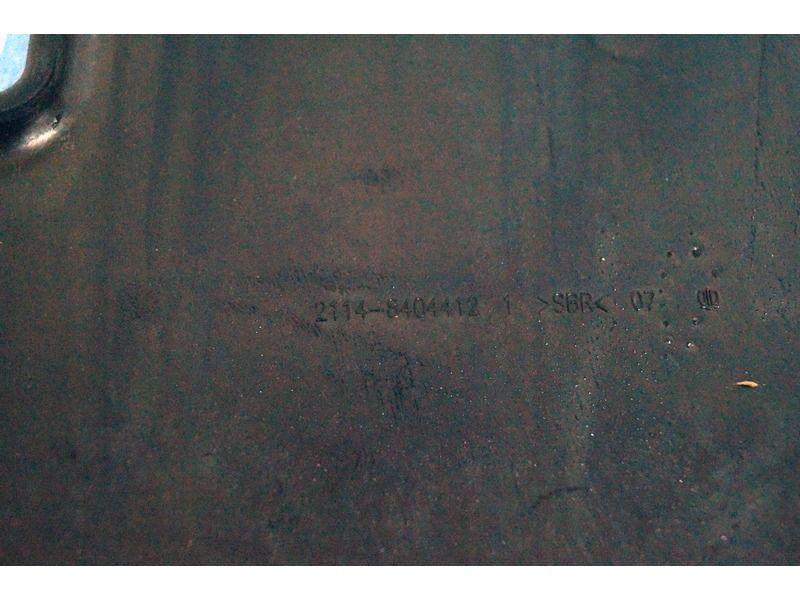 Фартук (брызговик) крыла заднего правый на ВАЗ 2114, 2115_4