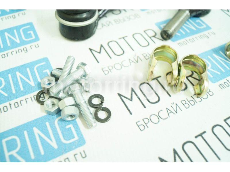 Комплект тяг рулевой трапеции со скруткой БЗАК на Лада 4х4 Нива_5