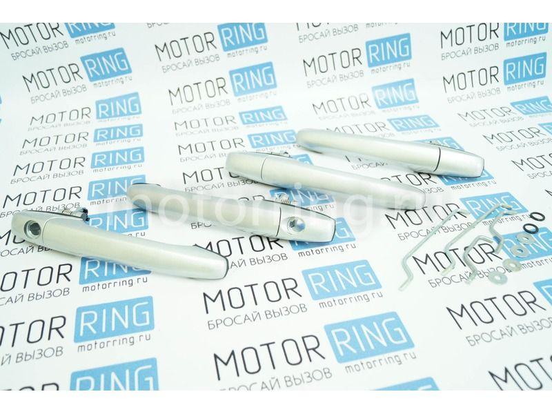Наружные евро ручки дверей Рысь в цвет кузова на ВАЗ 2109, 21099, 2114, 2115_13