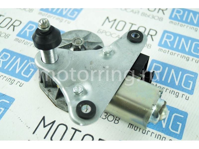 Моторедуктор стеклоочистителя задний с кронштейном на ВАЗ 2111_1