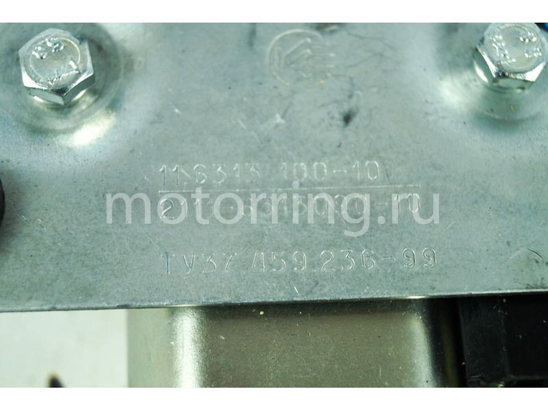 Моторедуктор стеклоочистителя задний с кронштейном на ВАЗ 2111_4