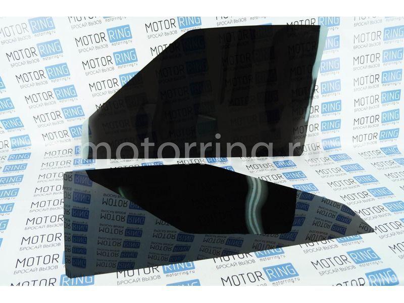 Съемная тонировка (парковочные экраны 2 шт.) Generel Эконом (основа ПЭТ) на ВАЗ 2109, 21099, 2114, 2115_1