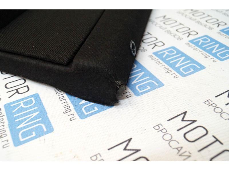 ХалявING! Обивки дверей ЛЮКС-3 ткань на ВАЗ 2109, 21099, 2114, 2115 (товар с дефектом - потертости, трещины, сколы)_2