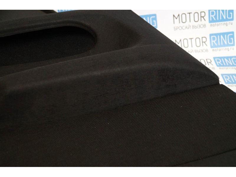ХалявING! Обивки дверей ЛЮКС-3 ткань на ВАЗ 2109, 21099, 2114, 2115 (товар с дефектом - потертости, трещины, сколы)_4