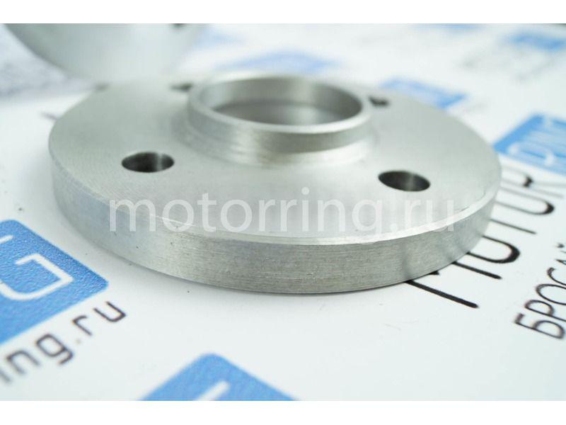 Проставки 2шт для расширения колеи на 15 мм (разболтовка 4 х 98, ступица 58.6, крепление сквозное) на ВАЗ_4
