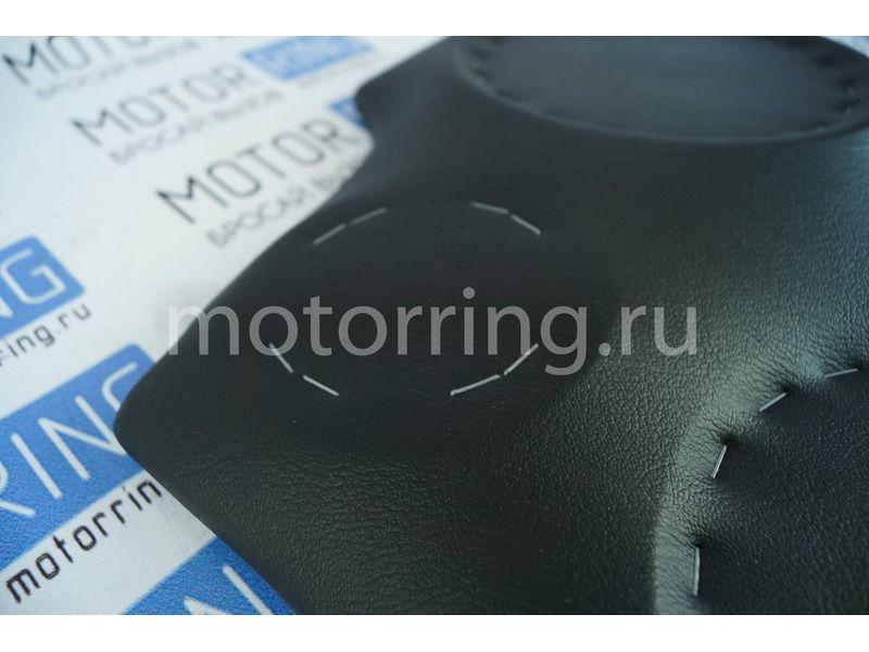 Подиумы 3-х компонентные 16 х 16см х рупор Модификация 1 на передние двери Лада Гранта_7
