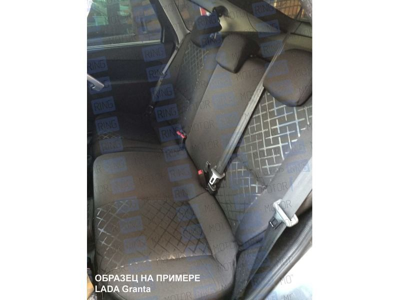 Обивка сидений (не чехлы) термотиснение Скиф на ВАЗ 2108-21099, 2113-2115_6
